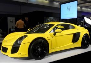 Mastretta MXT 2012: de México llega un carro deportivo