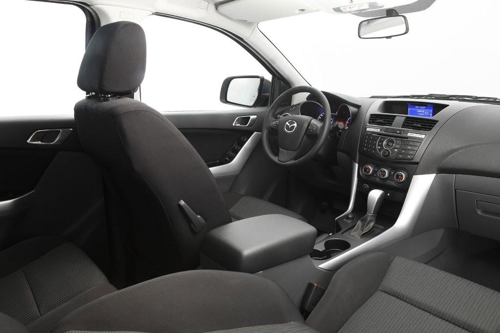 Imagenes Mazda Pick Up 2012 - Fotos de coches - Zcoches