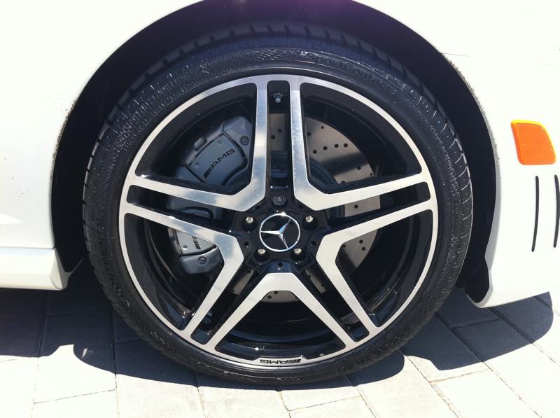 Chrysler Carros Usados >> Mercedes Benz S63 AMG 2012: Posee ruedas y llantas de ...