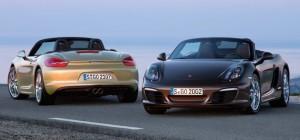 El Porsche Boxster 2012 es ahora más eficiente