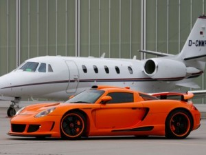 Porsche Carrera Gemballa Mirage GT: un superdeportivo muy especial