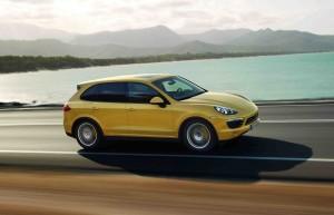 Porsche Cayenne 2012: 100mil unidades vendidas hablan por si solas