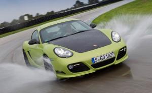 Porsche Cayman 2012: pequeño, rápido y deportivo