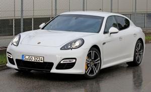 Porsche Panamera 2012: más deportivo y más lujoso
