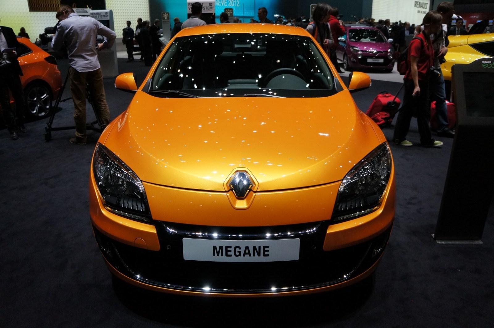 renault megane 2012 ahora mucho m s eficiente lista de carros. Black Bedroom Furniture Sets. Home Design Ideas