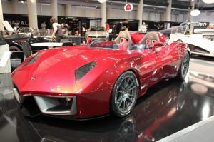 Spada Codatronca Monza: Impresionantes 700CV