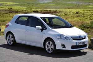 Toyota Auris 2012: un Hatchback con mucho equipamiento