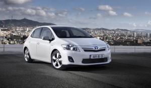 Toyota Auris HSD 2012: un híbrido muy interesante