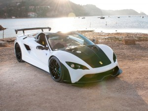 Tushek Renovatio T500: un superdeportivo esloveno con 450CV