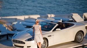 Aston Martin DB9 2012: belleza y poder