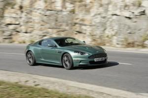 Aston Martin DBS 2012: a final de 2012 llega su reemplazo