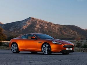 Aston Martin Virage 2012: adiós a uno de los carros más lindos del mercado.