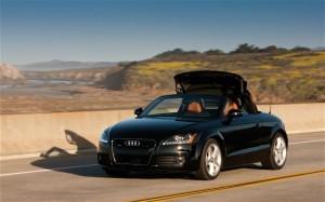 Audi TT Roadster 2012: estilo, potencia y diversión al aire libre