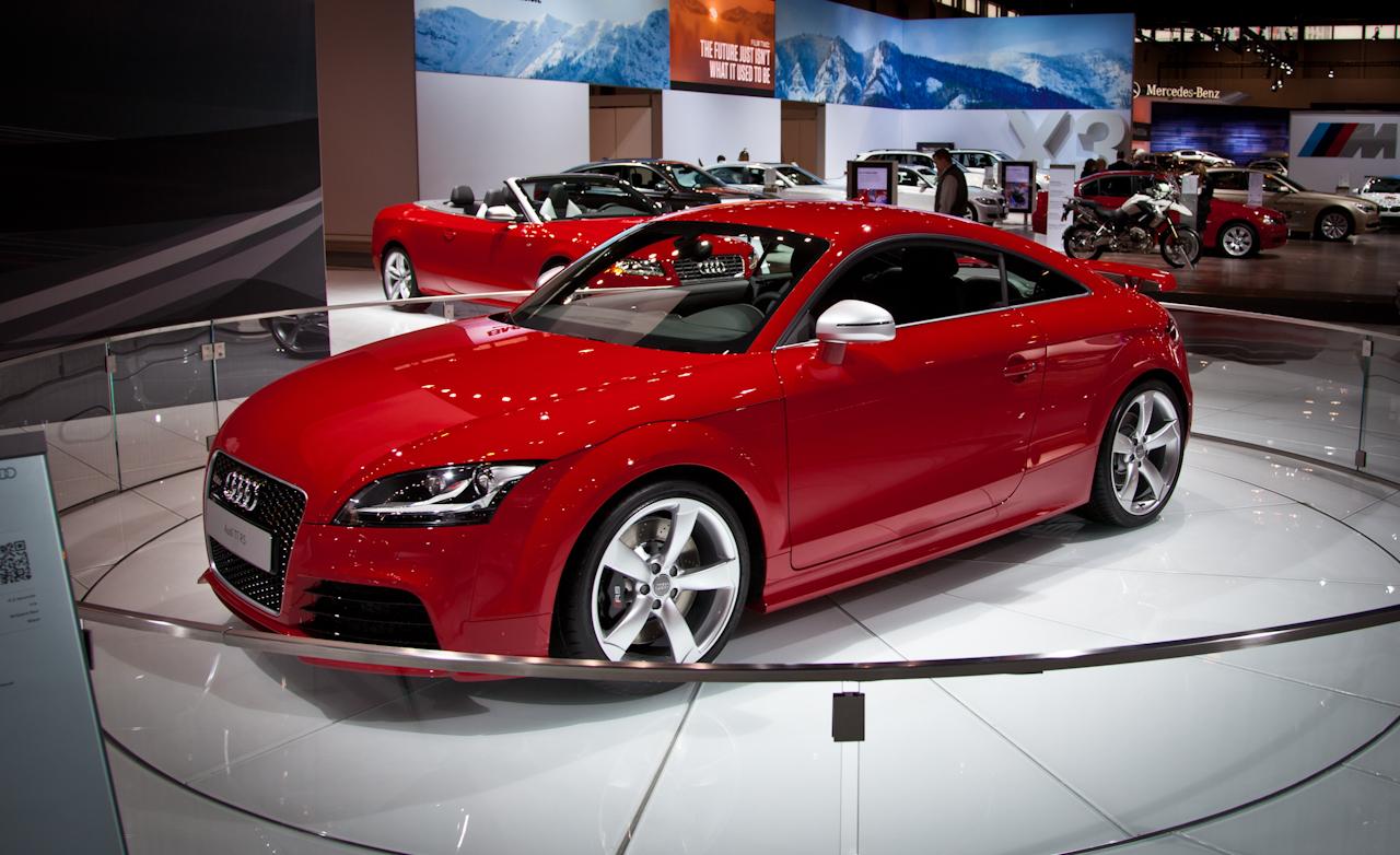 Audi Ttrs 2012 Excelencia Y Grandes Prestaciones Lista