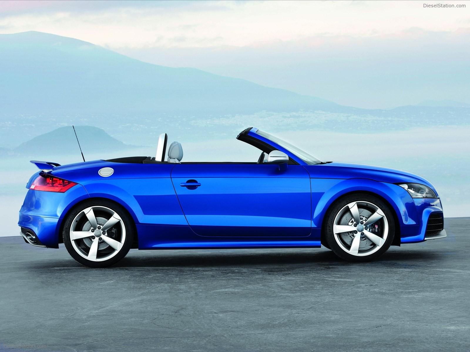 Audi TT RS 2012: Es un carro deportivo con un poderoso motor, un ...