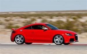 Audi TTRS 2012: excelencia y grandes prestaciones