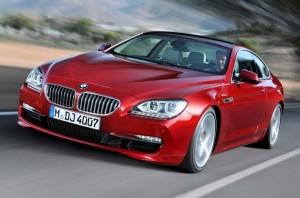 BMW Serie 6 Coupe 2012: diseño irresistible y lujo en abundancia