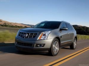 Cadillac SRX 2012: una Crossover lujosa, hermosa y muy segura