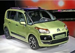Citroën C3 Picasso 2012: ficha técnica, imágenes y lista de rivales