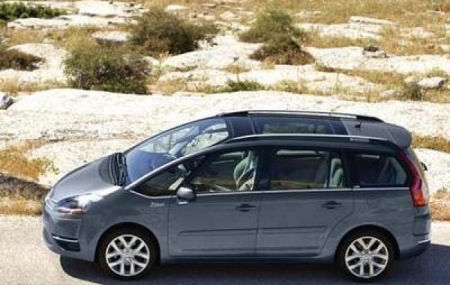 citro n c4 grand picasso 2012 gran comodidad y accesible precio lista de carros. Black Bedroom Furniture Sets. Home Design Ideas
