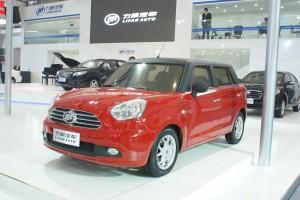 Lifan 320 modelo 2012: el MINI Coutryman según los chinos