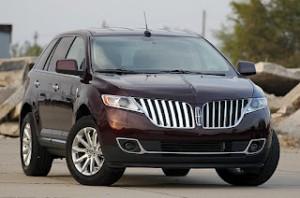 Lincoln MKX 2012: elegancia, calidad y mucho lujo