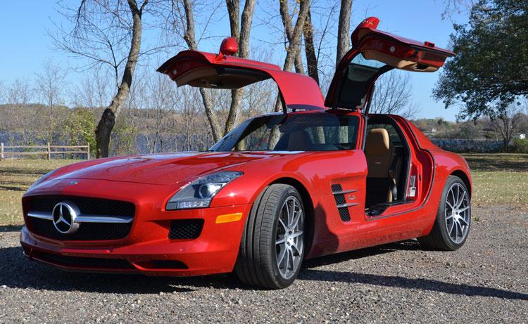 Mercedes benz sls amg 2012 belleza poder y mucho lujo for New mercedes benz sls