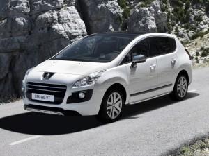 Peugeot 3008 modelo 2012: precio, ficha técnica, imágenes y rivales