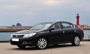 Renault-Samsung SM5 2012: atractivo y de muy buen precio