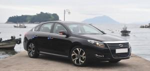 Renault-Samsung SM7 2012: ficha técnica, imágenes y lista de rivales