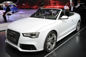 Salón de París 2012: Audi RS5 Cabriolet