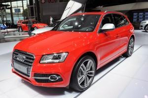"""Salón de París 2012: Audi SQ5, el primer """"S"""" con motor diesel"""