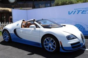 Salón de París 2012: Bugatti Veyron Grand Sport Vitesse Le Ciel California