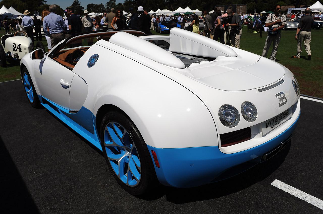 sal n de par s 2012 bugatti veyron grand sport vitesse le ciel california lista de carros. Black Bedroom Furniture Sets. Home Design Ideas