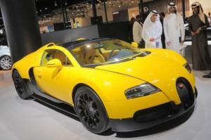 Bugatti Veyron Sport Edition Qatar: una sola unidad por 2 millones de dólares.
