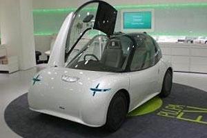 PU_PA: un carro eléctrico ultraligero de 633.000 euros