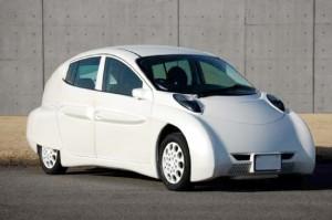 SIM-LEI: carro eléctrico japonés con autonomía de 330Kms