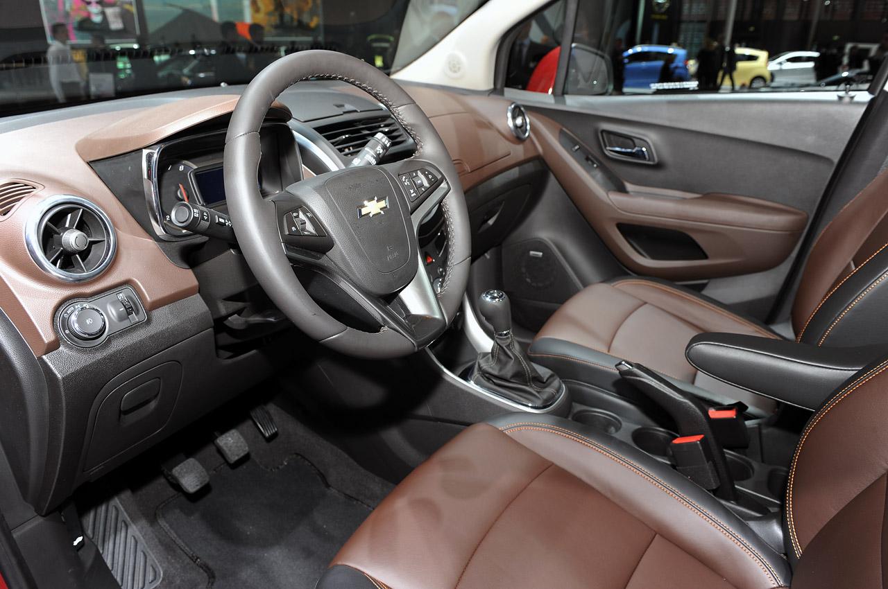 """conductor interurbano."""". El Chevrolet Trax se fabricará en México"""