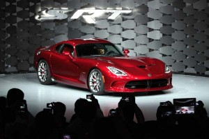 Dodge Viper SRT 2013: regresa el superdeportivo americano