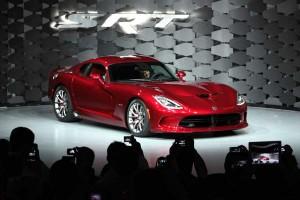 Dodge Viper SRT 2013: regresa el superdeportivo americano