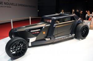Salón de París 2012: Espera Sbarro Eight Concept