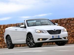 Lancia Flavia 2013 Cabrio: derroche de elegancia a la italiana