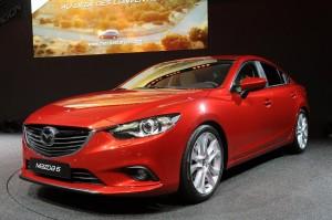 Salón de París 2012: Mazda6 Wagon