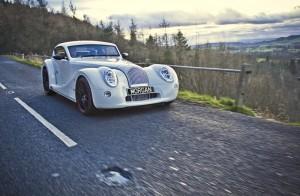 Morgan Aero Coupe: un carro clásico modelo 2012