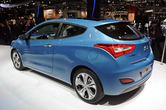 Nuevo Hyundai i30 tres puertas: Se diferencia del resto de ...