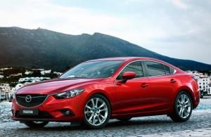 El nuevo Mazda6 2013 hace su estreno global