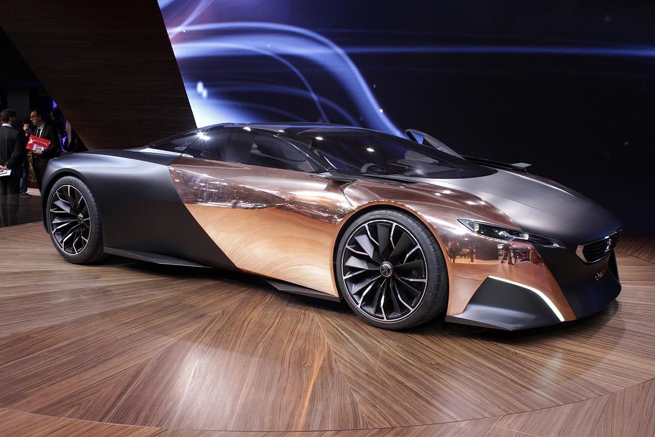 Im 225 Genes Del Peugeot Onyx Concept Lista De Carros