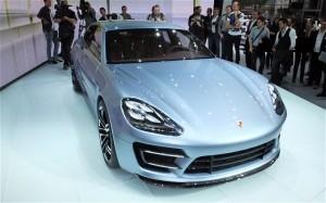 Salón de París 2012: Porsche Panamera Sport Turismo Concept