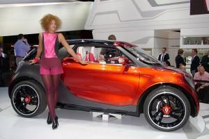 Salón de París 2012: Smart ForStar Concept