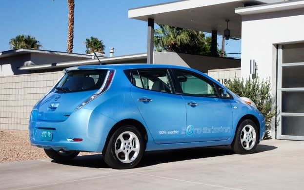 Nissan leaf colombia